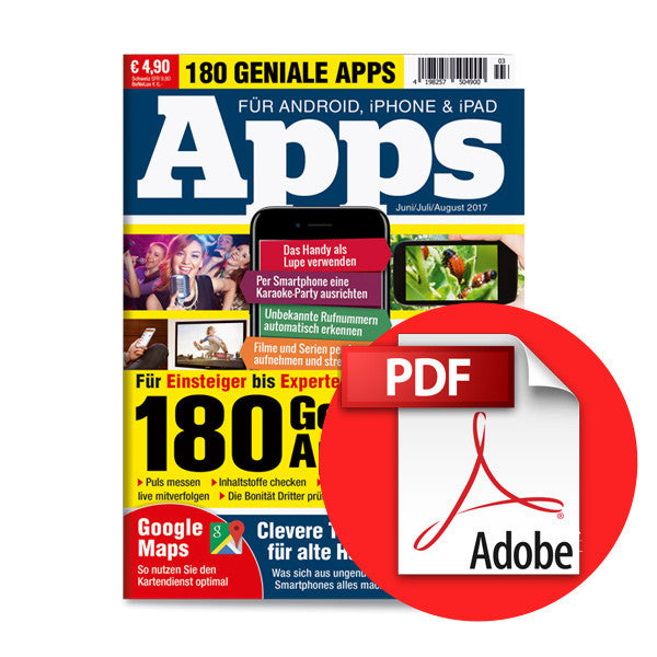 Apps Magazin Nr. 29 [digital]