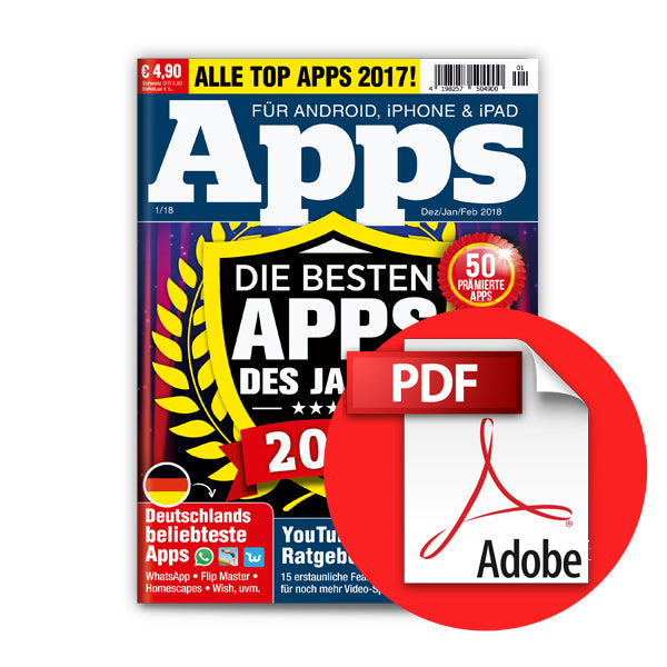 Apps Magazin Nr. 30 [digital]