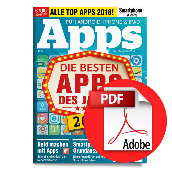 Apps Magazin Nr. 32 [digital]