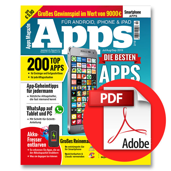 Apps Magazin Nr. 33 [digital]