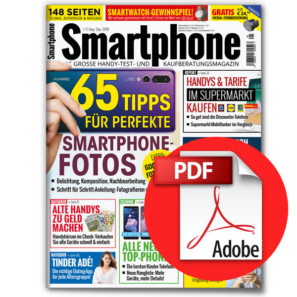 Smartphone Magazin Nr. 24 [digital]
