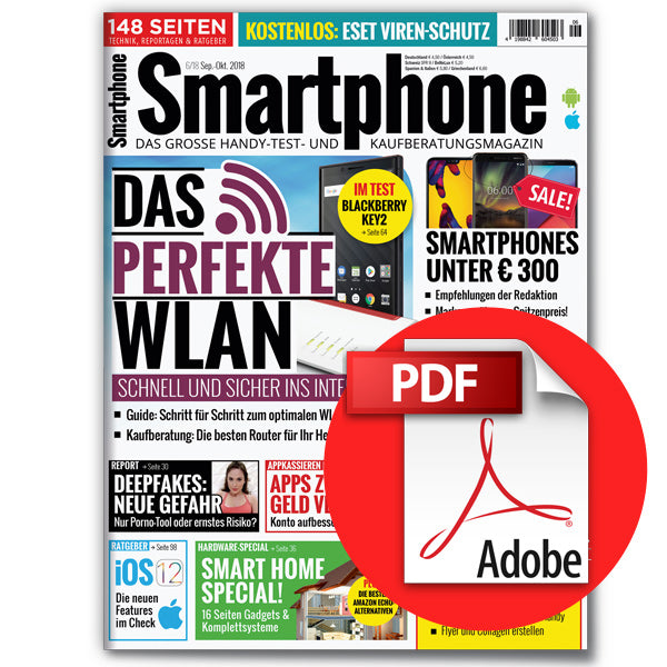 Smartphone Magazin Nr. 25 [digital]