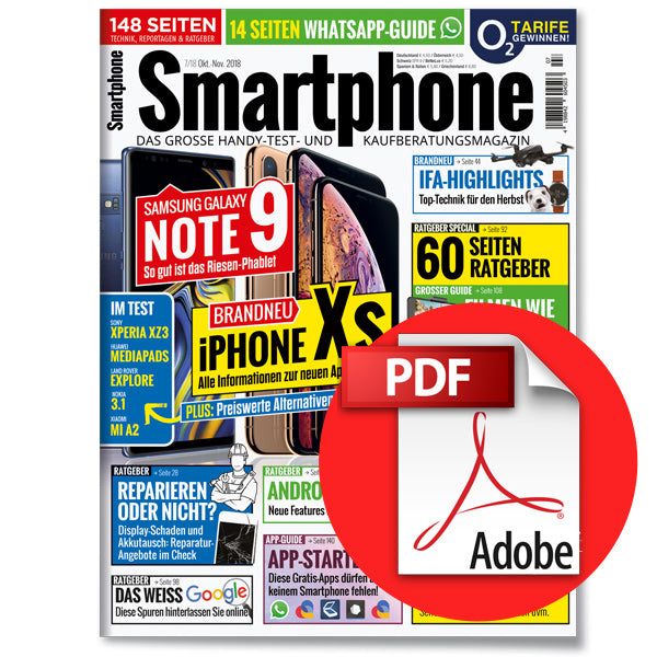 Smartphone Magazin Nr. 26 [digital]