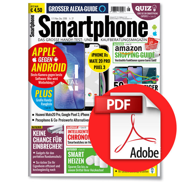 Smartphone Magazin Nr. 27 [digital]