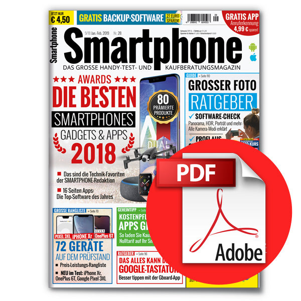 Smartphone Magazin Nr. 28 [digital]