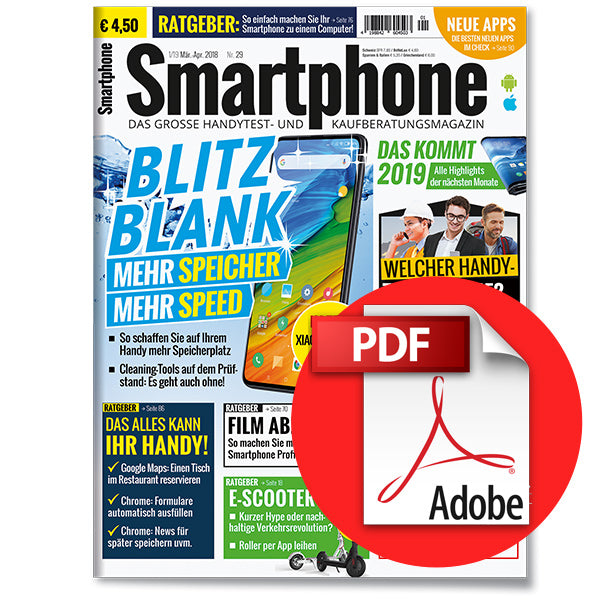 Smartphone Magazin Nr. 29 [digital]
