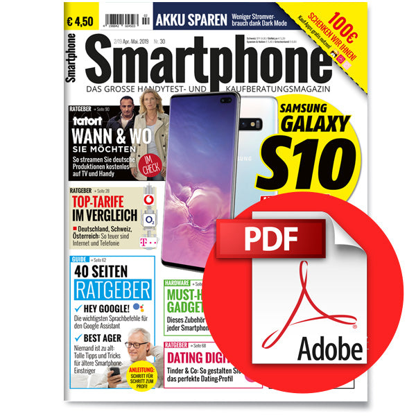 Smartphone Magazin Nr. 30 [digital]