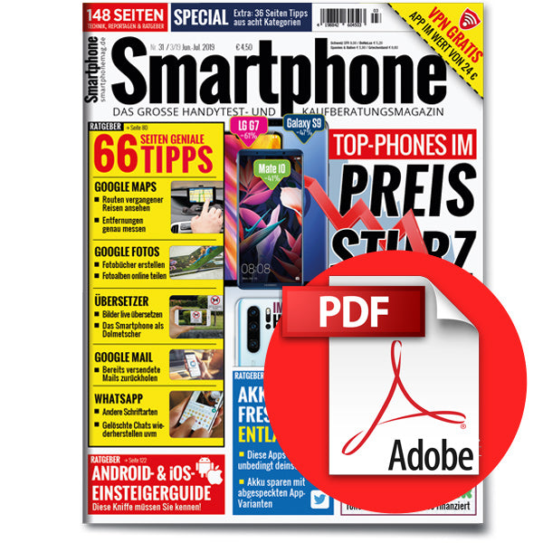 Smartphone Magazin Nr. 31 [digital]