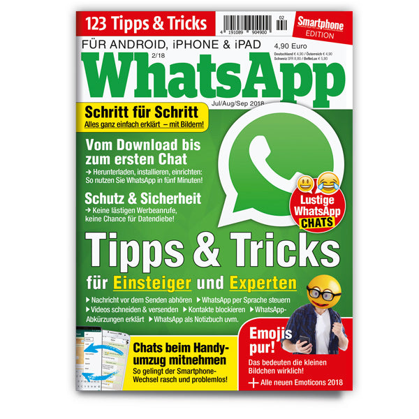WhatsApp Magazin 2/2018 [print]