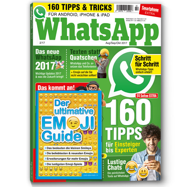 WhatsApp Magazin Nr. 4 [print]