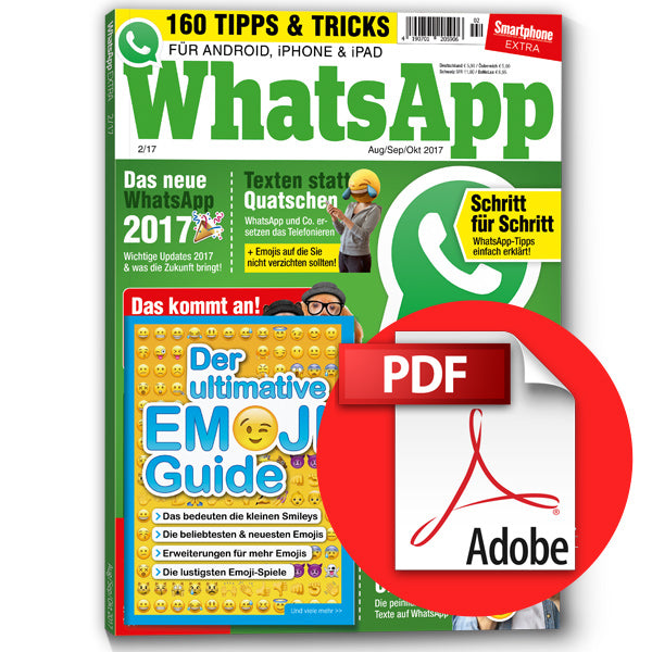 WhatsApp Magazin Nr. 4 [digital]