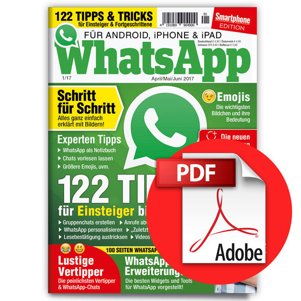 WhatsApp Magazin Nr. 3 [digital]