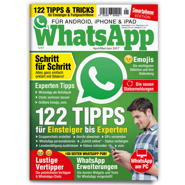 WhatsApp Magazin Nr. 3 [print]