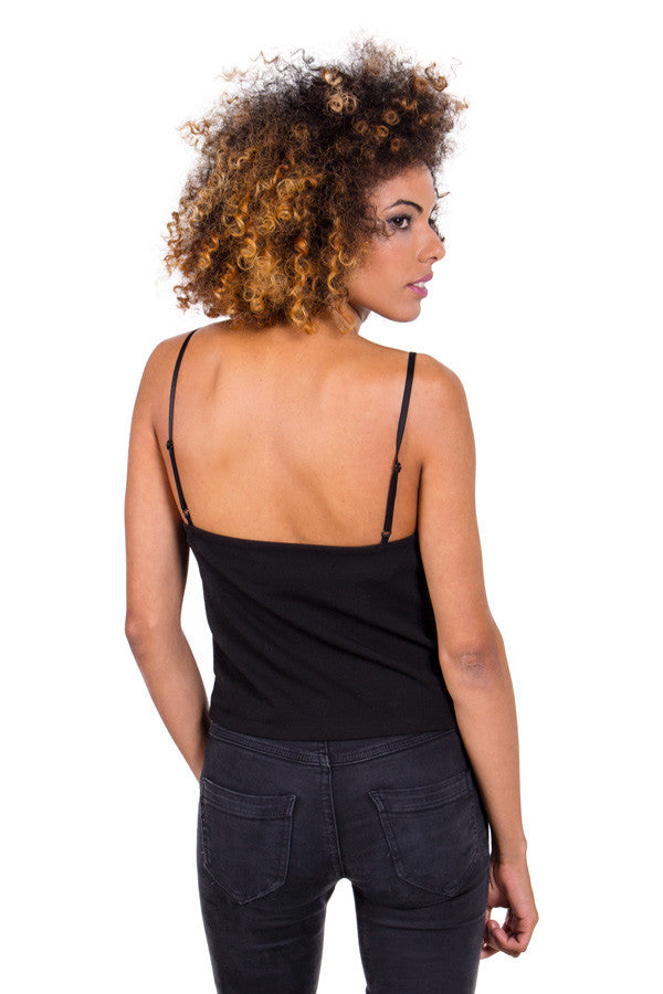 Top lentejuelas reversibles