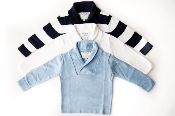 Cotton/Cashmere Winter Polo
