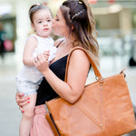 Foreva Diaper Bag - Tan