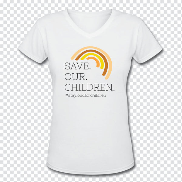 SAVE OUR CHILDREN SHIRTS