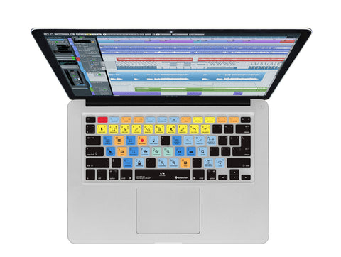 Logic Pro X MacBook Pro and Wireless Keyboard - StudioSeries