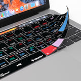 Logic Pro X Keyboard Cover