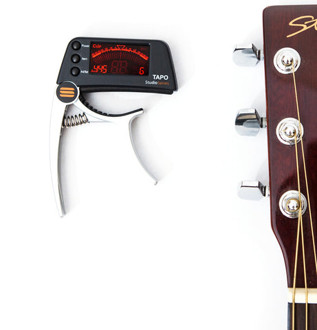 Guitar TAPO - Capo and tuner in one. - StudioSeries