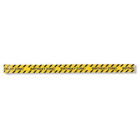 Under Construction Warning Tape/Case of 12