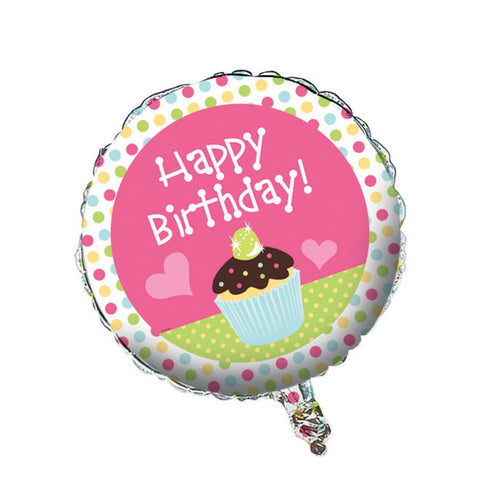 Metallic Balloon Sweet Treats/Case of 12