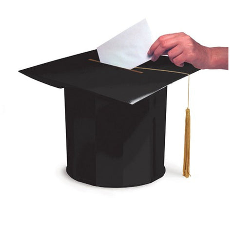Mortarboard 12 Inch x 12 Inch Shaped Card Box/Case of 6