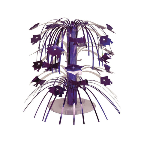 Purple Grad Mini Cascade Centerpiece/Case of 12