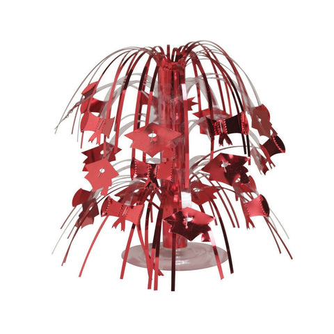 Red Grad Mini Cascade Centerpiece/Case of 12