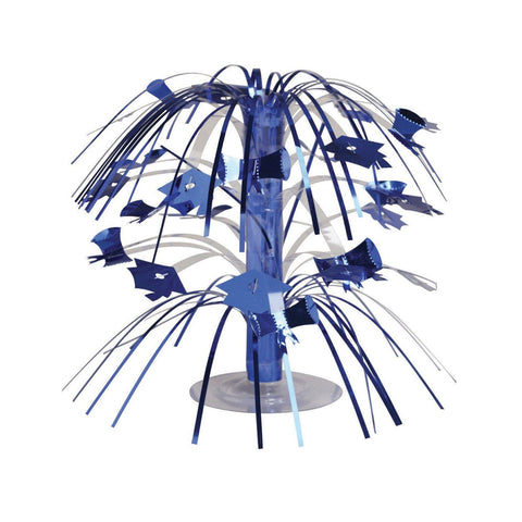 Blue Grad Mini Cascade Centerpiece/Case of 12