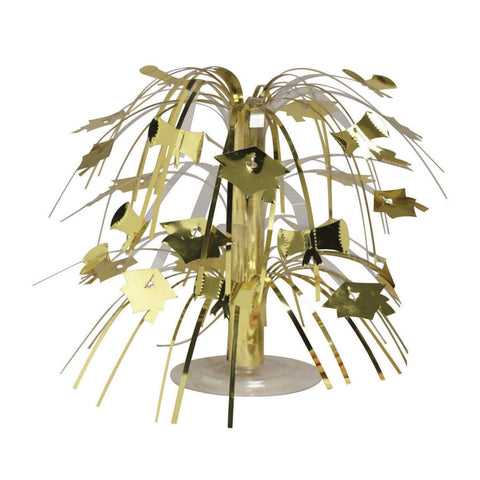 Gold Grad Mini Cascade Centerpiece/Case of 12