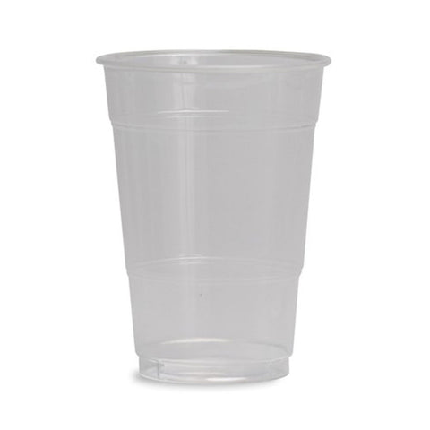16 oz Plastic Cups Clear/Case of 240