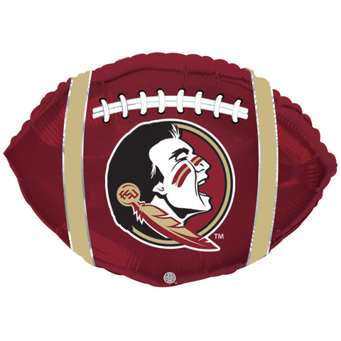 "21"" Florida State University Foil Balloon/Case of 5"