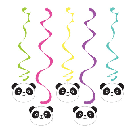 "Panda-monium 30""/39"" Dizzy Danglers Assorted/Case of 30"