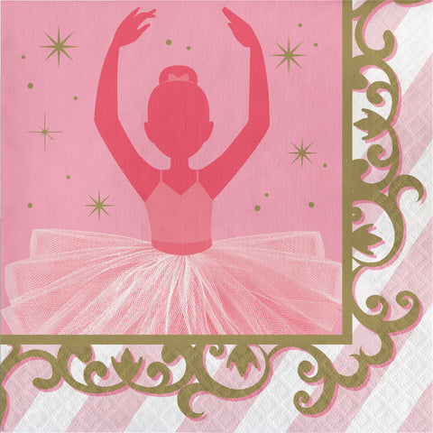Twinkle Toes Luncheon Napkin/Case of 192