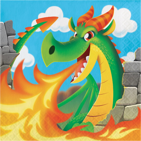 Dragon Luncheon Napkin/Case of 192