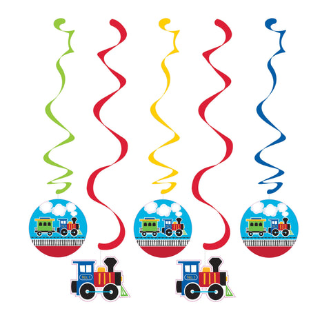 "All Aboard 30""/39"" Dizzy Danglers Assorted/Case of 30"