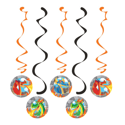 "Dragon 30""/39"" Dizzy Danglers Assorted/Case of 30"