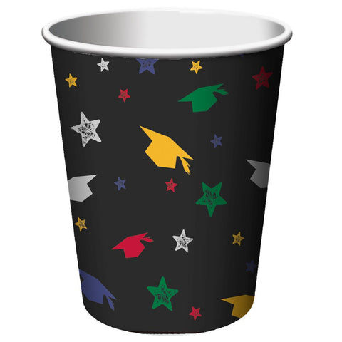 Chalk It Up Grad 9 oz Hot/Cold Cups/Case of 96
