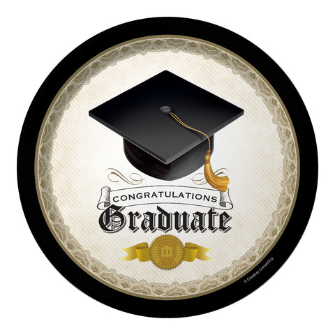 Cap & Gown 9 Inch Dinner Platess/Case of 96