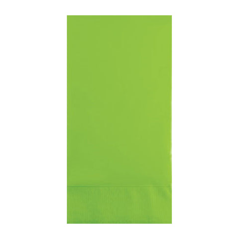 2 Ply Lunch Napkins Fresh Lime/Case of 240