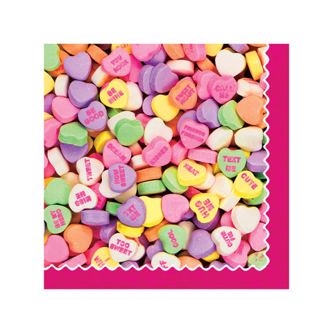 Sweet Treat 2 Ply Beverage Napkins/Case of 192