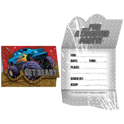Mudslinger Invitation Gatefold/Case of 48