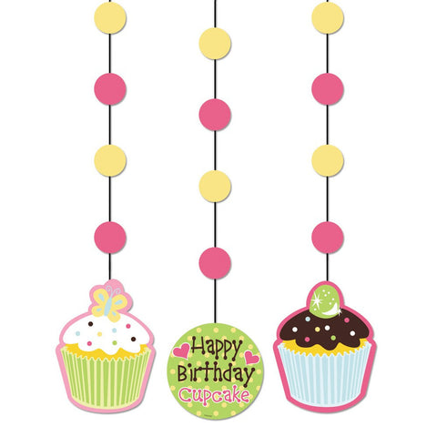 Hanging Cutouts Sweet Treats/Case of 18