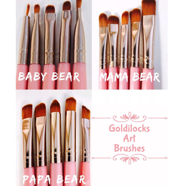 Goldilocks Art Brush DeLuxe Collection