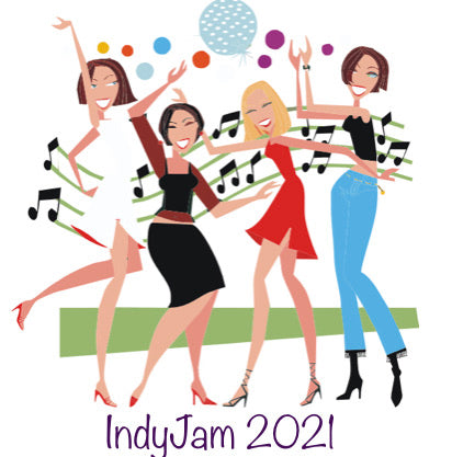 IndyJam 2021 Starring Susan Bailey DJ Flames Brown and Pandora