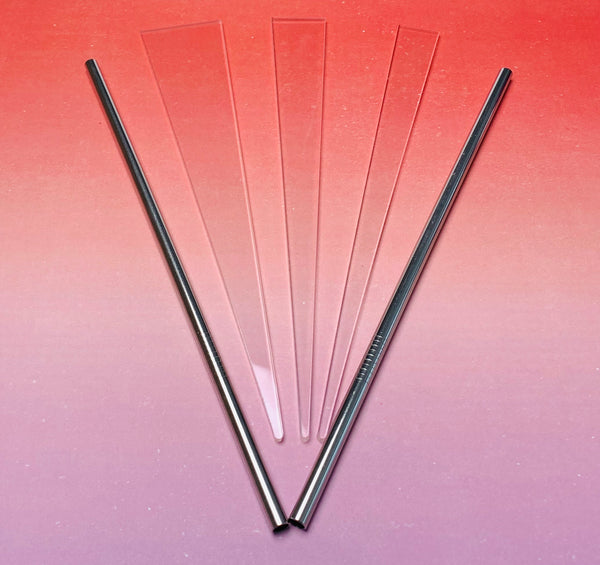 Triangular Template Kit for Perfect Rolled Beads