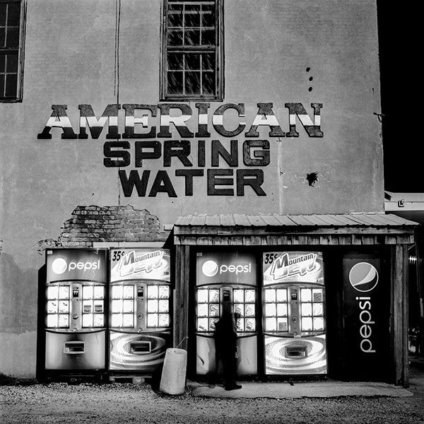 "Série Attractions Américaines ""Spring Water"" photographie de Nicolas Auvray"