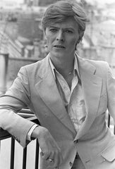 "Portrait de ""David Bowie"" Photographie de Jean-Claude Deutsch"