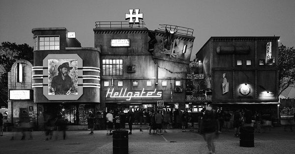 HELLGATE #1 de Jean-Jacques Bernier - Série  « On the road to hell »